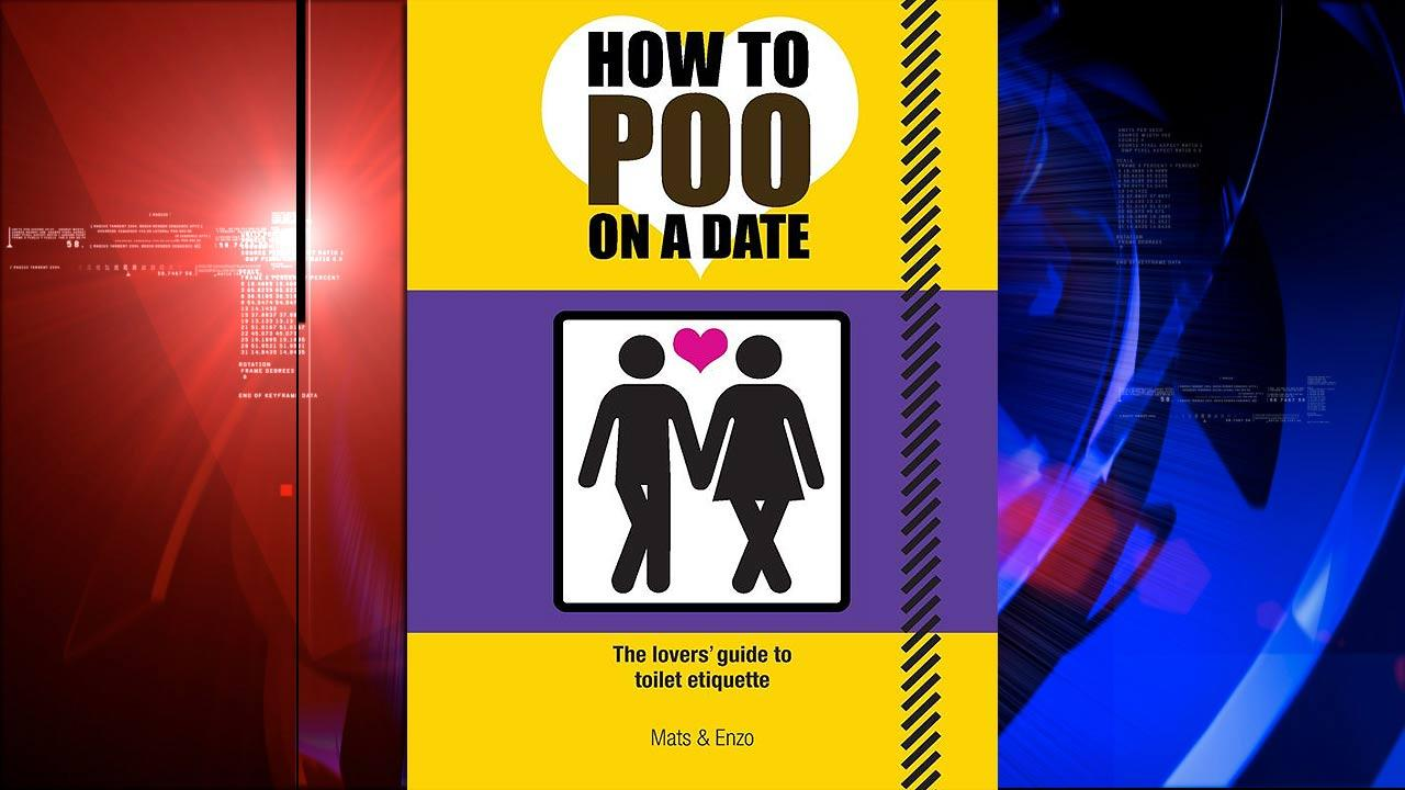 How to Poo on a Date wins odd book title contest
