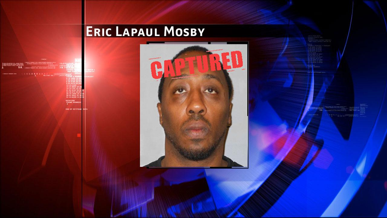 Eric Lapaul Mosby