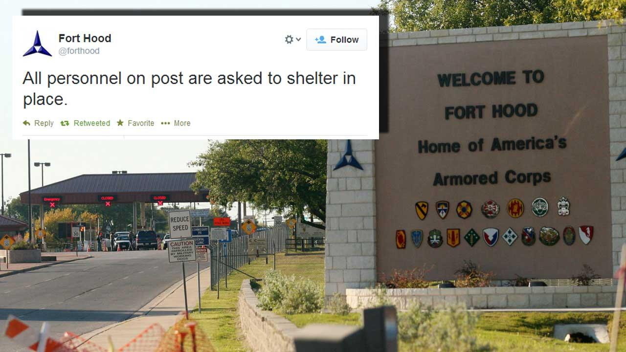 Reaction to fatal shooting at Ft. Hood