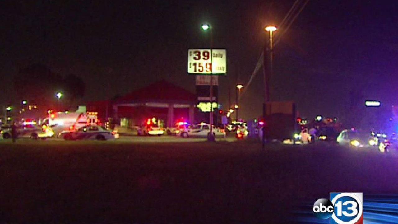 Motel fatal shooting