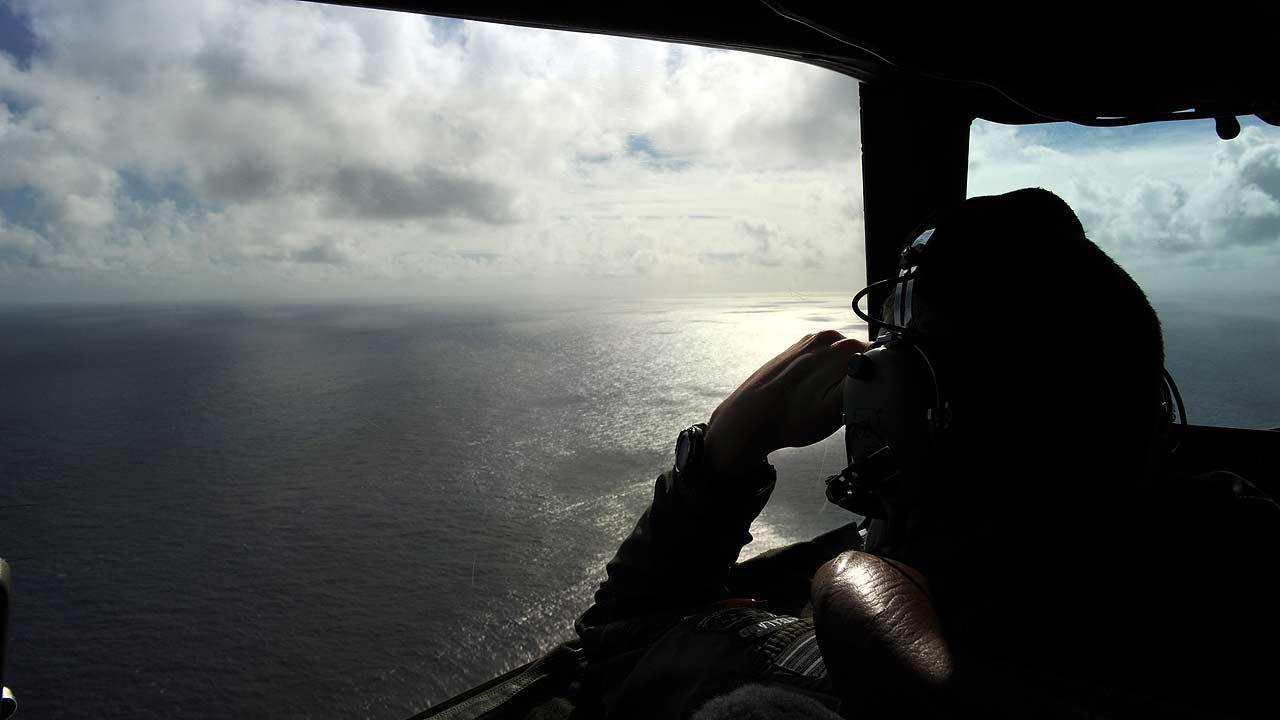 Search for Malaysia plane