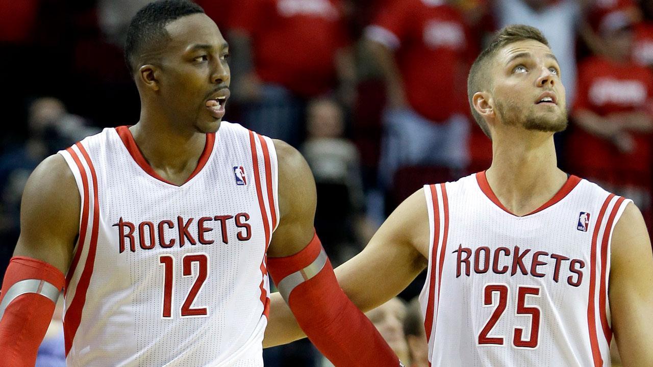 Rockets lose