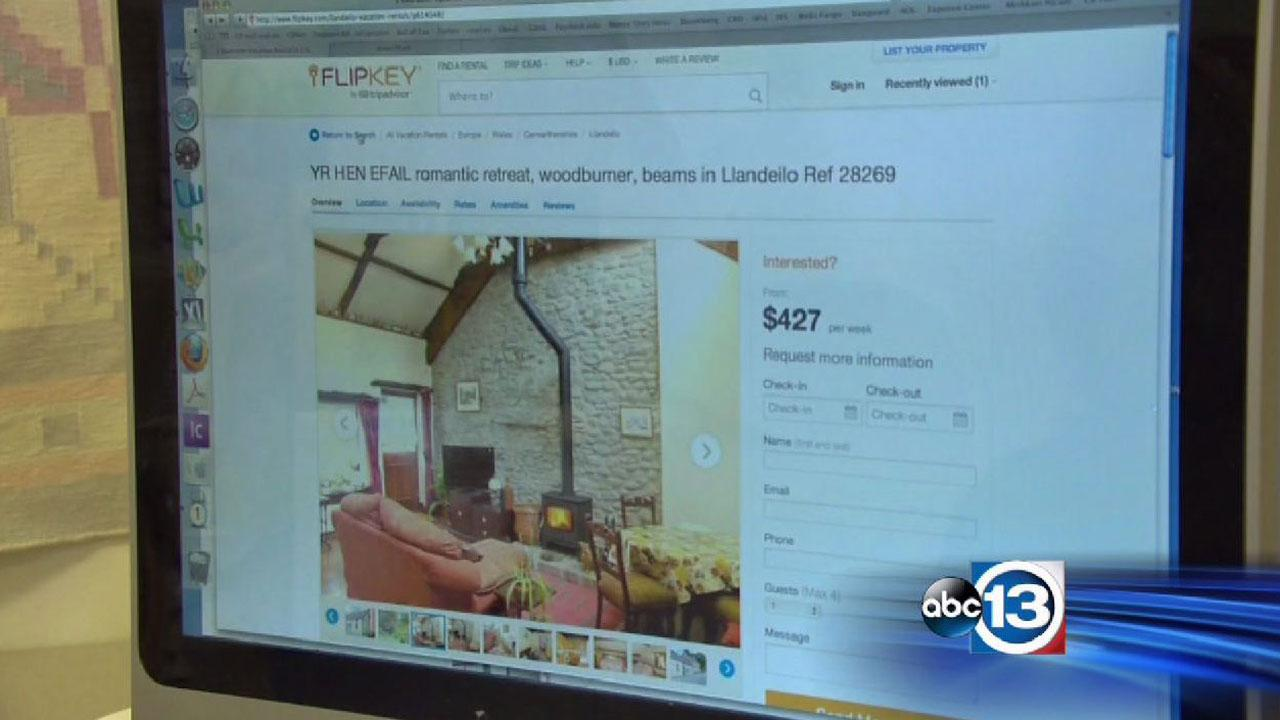 Experts: Home rentals may lead you right into scam if you're not careful