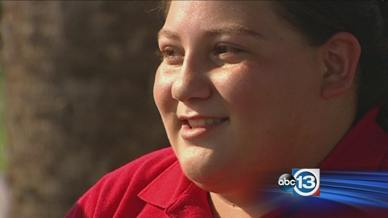 Family fighting school to let girl on football team