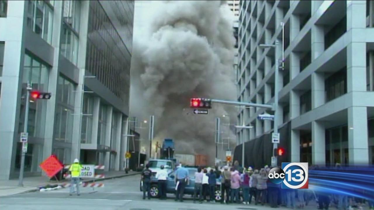Downtown Houston landmark remembered