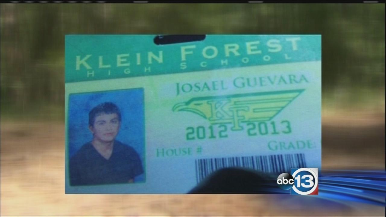 Sam Houston National Forest body belonged to teen