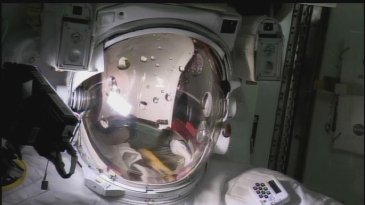 ISS spacewalk: What are they doing up there?