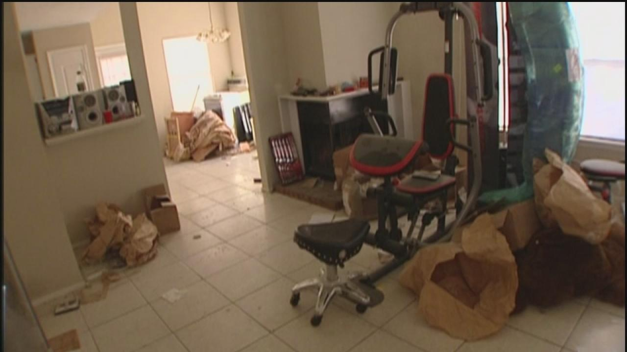 ABC13 gets exclusive tour of home after drug bust