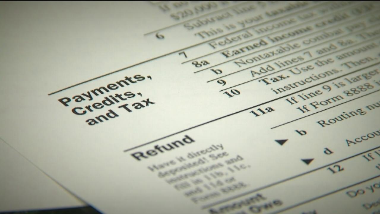 Tax return deadline nearing