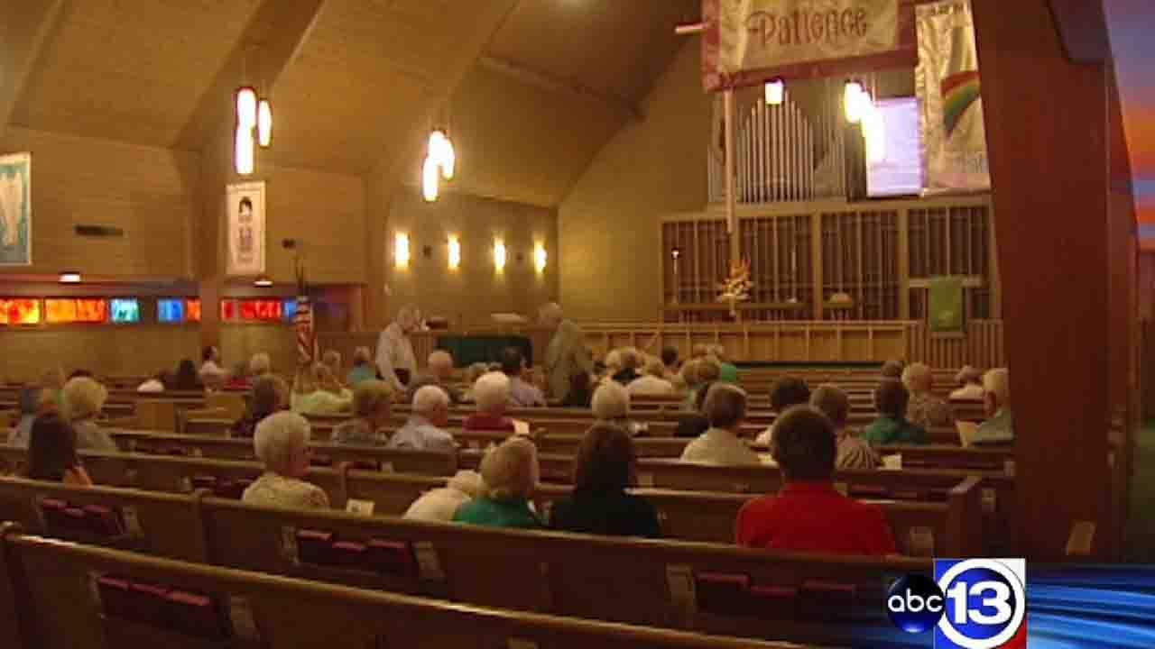 Churches in northwest Houston community say they are being targeted by thieves