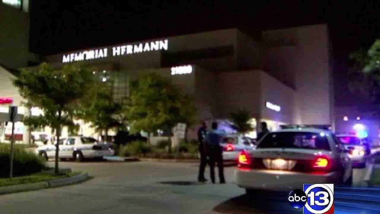 Houston police: Pearland officer fatally shoots suspect outside Memorial Hermann Southeast Hospital