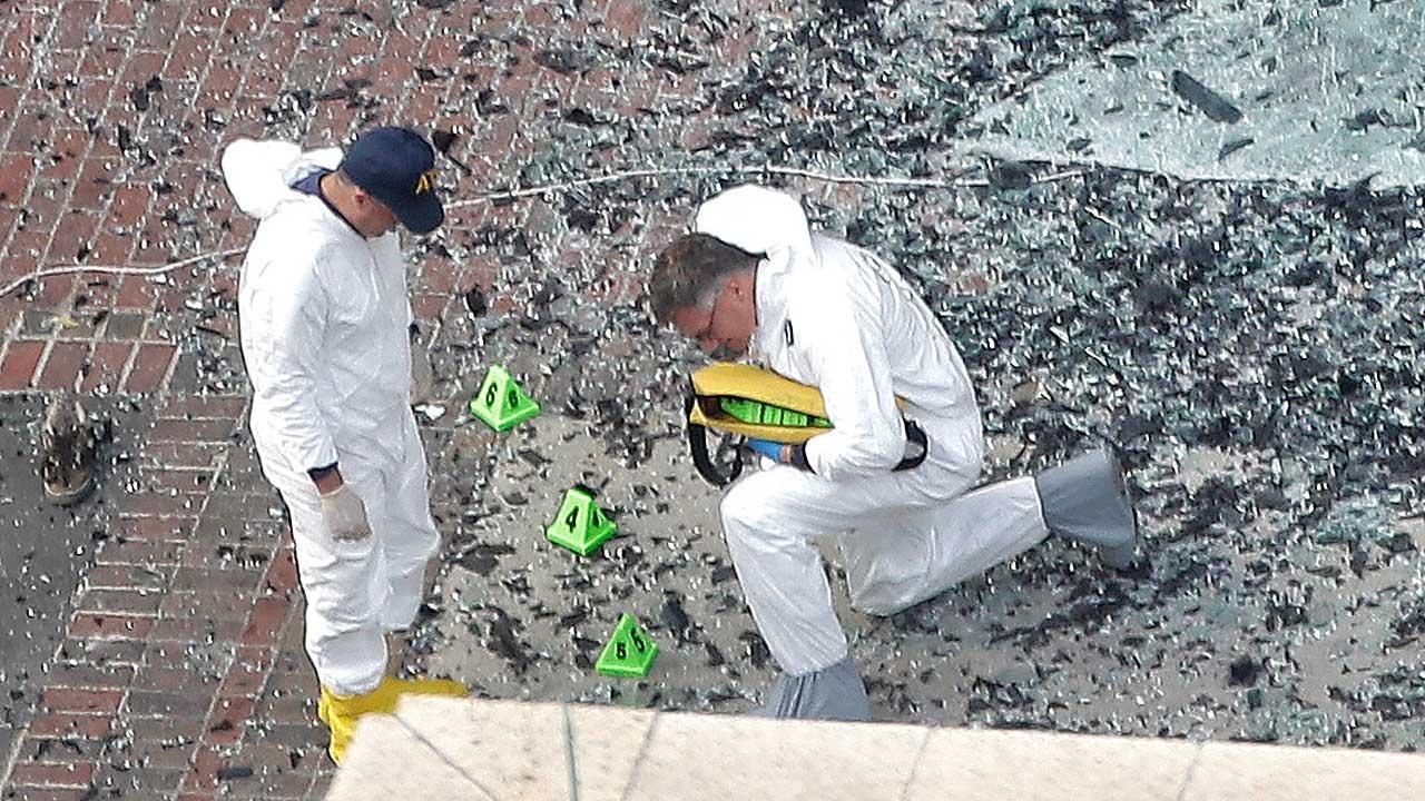 Marathon bombing suspect close to being identified