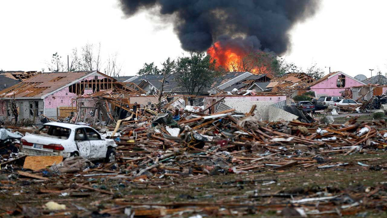 AP: 51 killed, at least 120 injured after tornadoes rip through Oklahoma