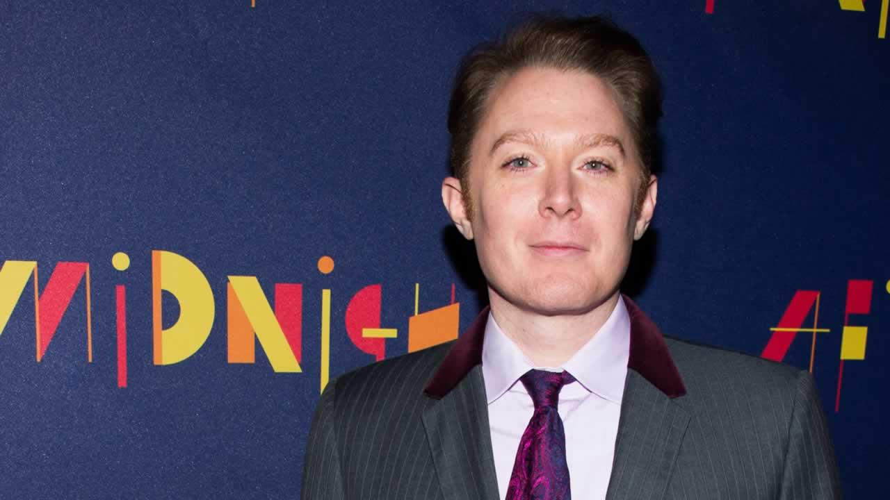 Clay Aiken attends the Broadway opening of After Midnight on Sunday, Nov. 3, 2013 in New York. (Photo by Charles Sykes/Invision/AP)