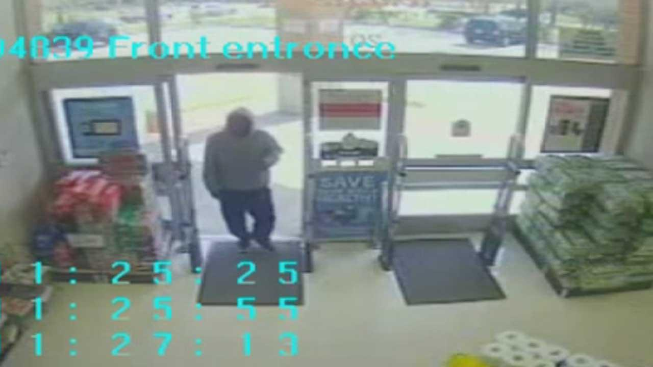 Video released from failed robbery attempt at west Harris County drug store
