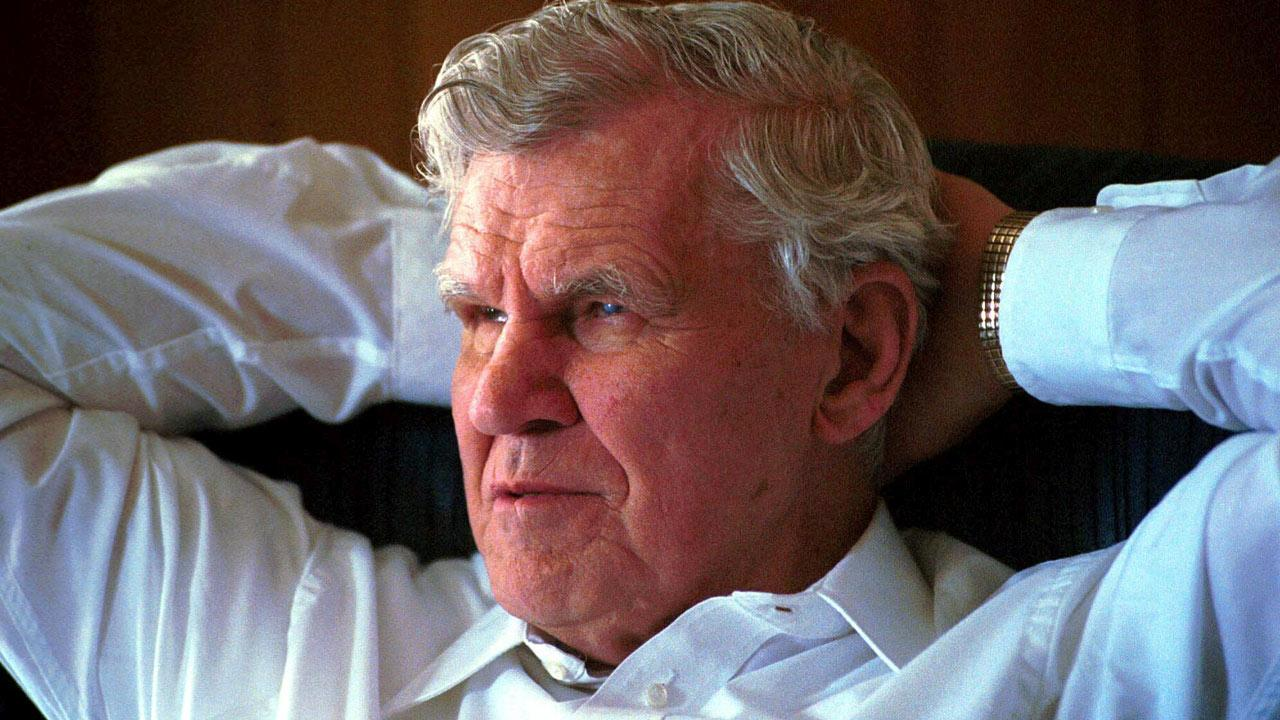In this March 15, 2000 file photo, master flatpicker Doc Watson talks about his long and successful musical career at his home in Deep Gap, N.C.Karen Tam, File