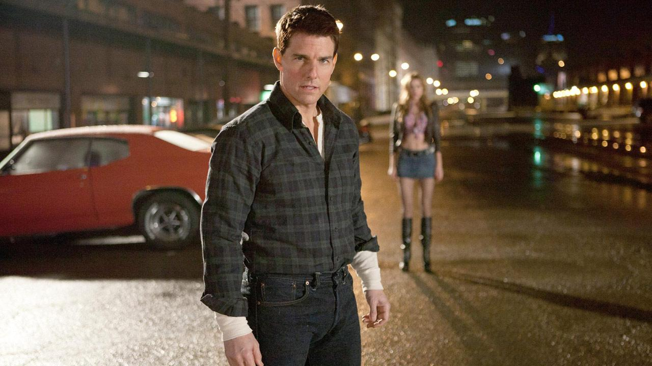 Tom Cruise appears in a scene from the movie Jack Reacher, released on Dec. 21, 2012.