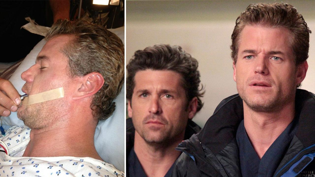Patrick Dempsey Tweets 'Grey's Anatomy' Eric Dane ...