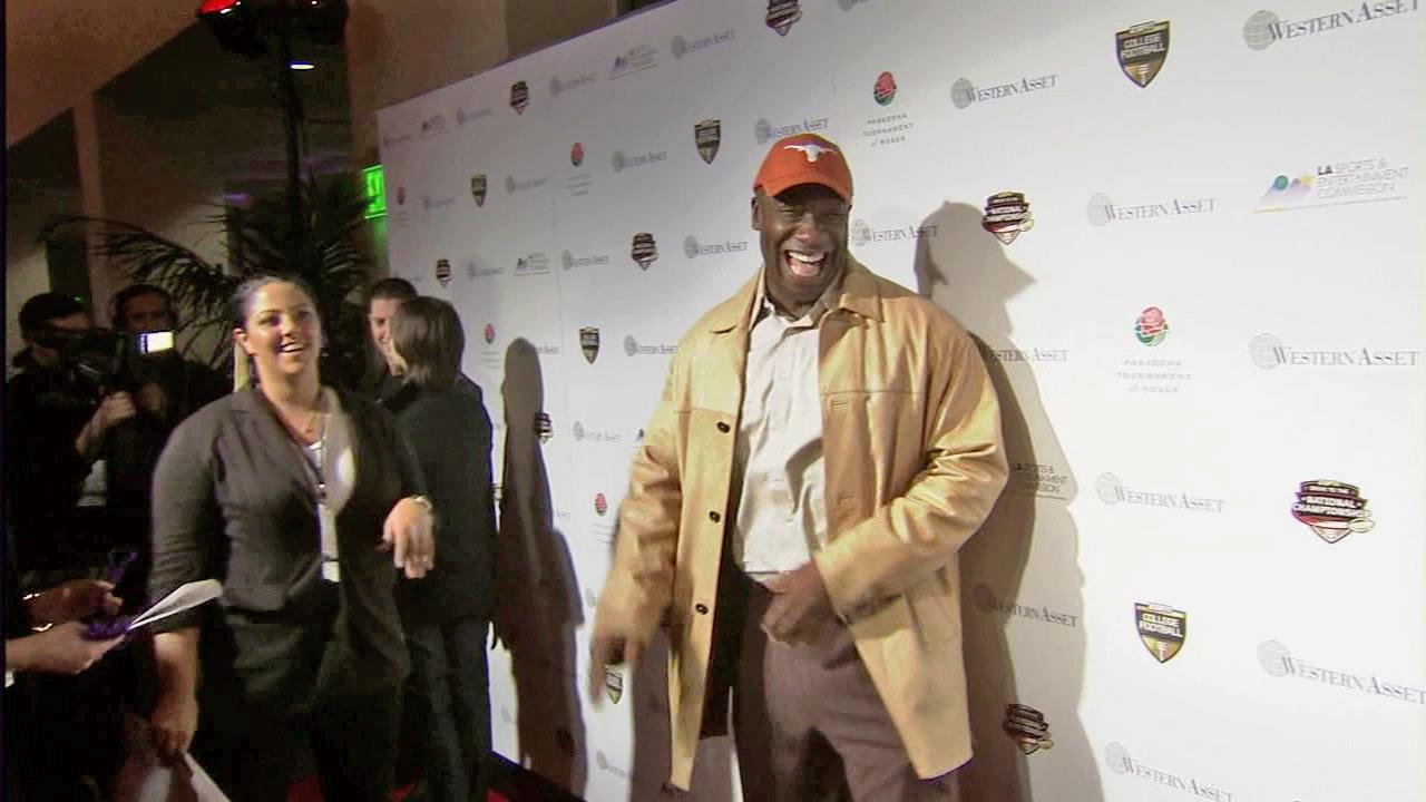 Actor Michael Clarke Duncan is seen in this undated file photo.
