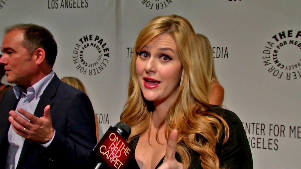 Sara Rue talks to OTRC.com at the Paleyfest Fall Television Preview on Sept. 11, 2012.