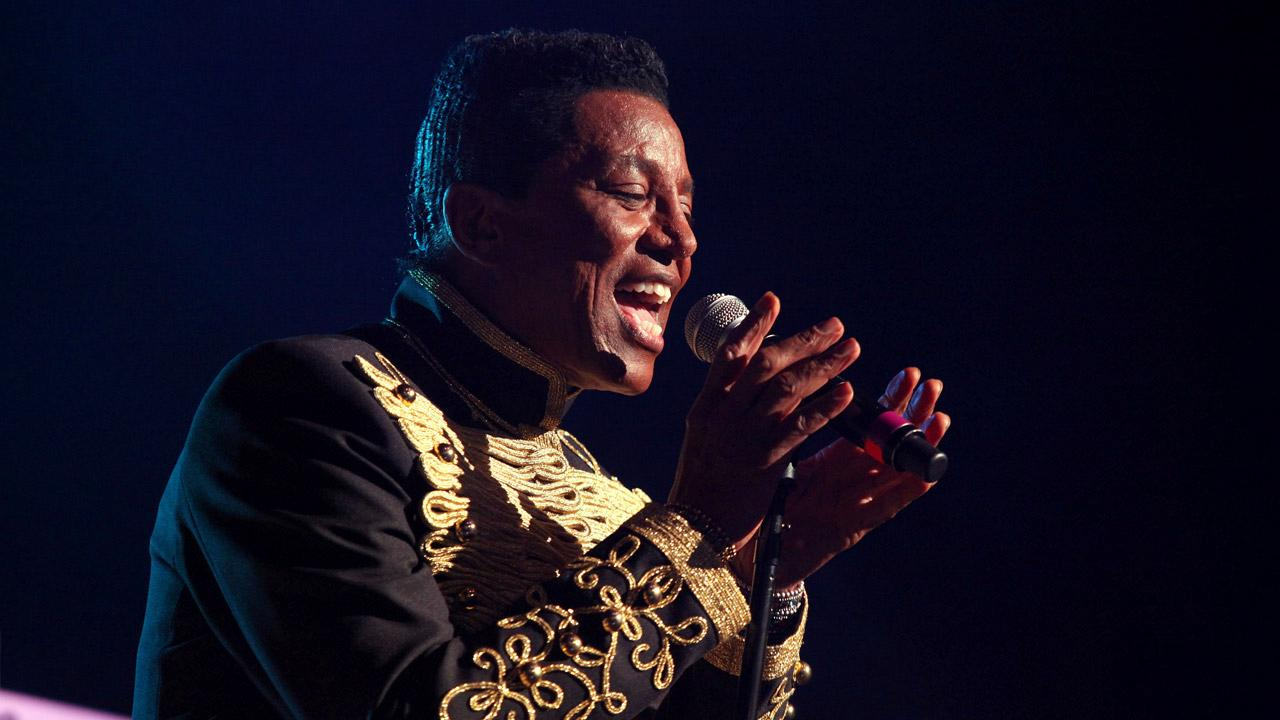 In this June 22, 2012 file photo, Jermaine Jackson performs with The Jacksons on their Unity Tour 2012 at Star Plaza in Merrillville, IN.