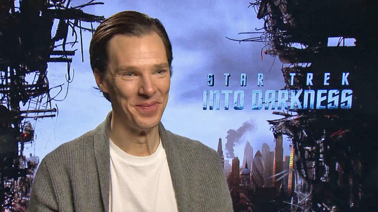 Benedict Cumberbatch talks to OTRC.com about Star Trek Into Darkness ahead of its May 16, 2013 release.