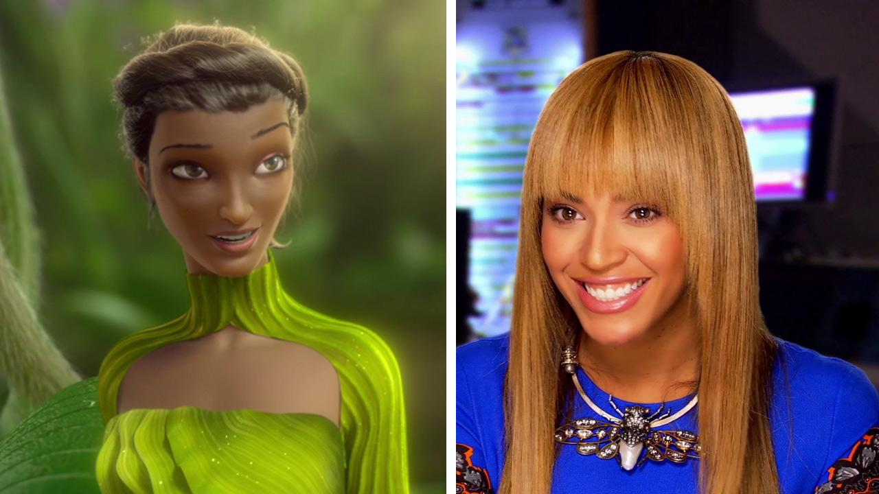 Beyonce Talks 39epic39 Animated Movie Playing Queen Tara 40