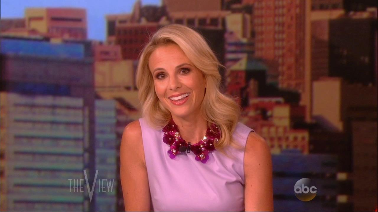 Elisabeth Hasselbeck appears on the ABC show The View for the last time as a regular co-host on July 10, 2013. She is set to move to Fox News to become a co-host of Fox and Friends in September.