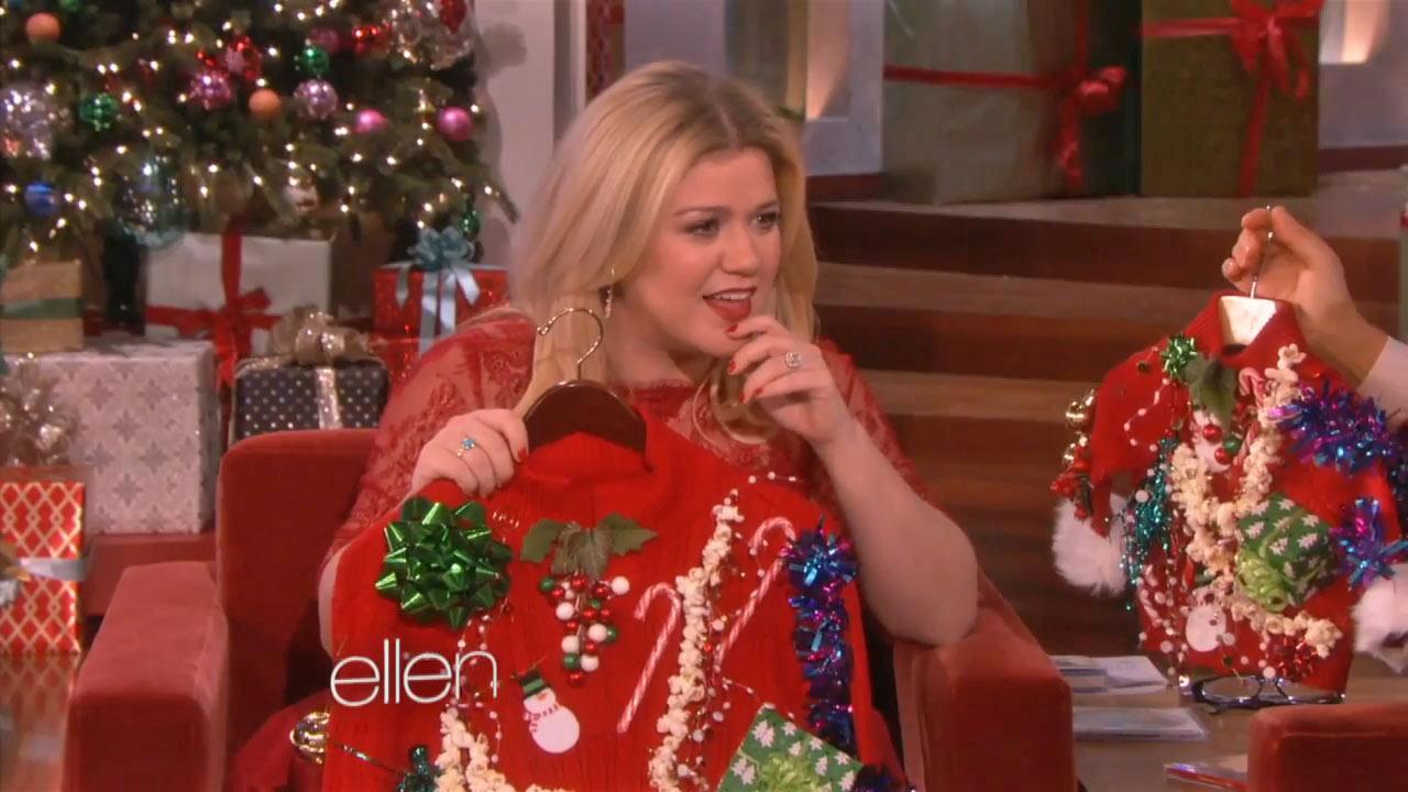 Kelly Clarkson talks baby names, morning sickness (Video&#41 ...