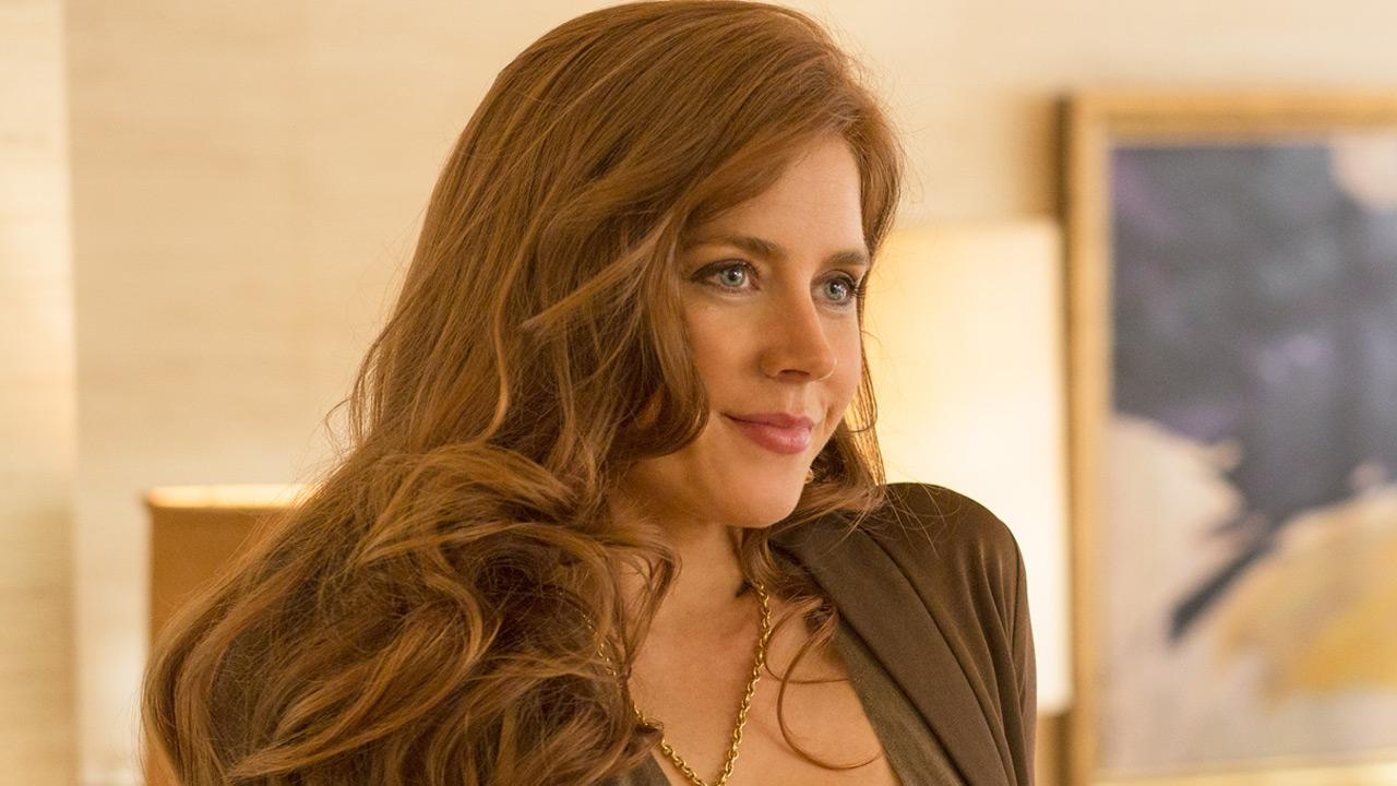 Amy Adams appears in a scene from the 2013 movie American Hustle.