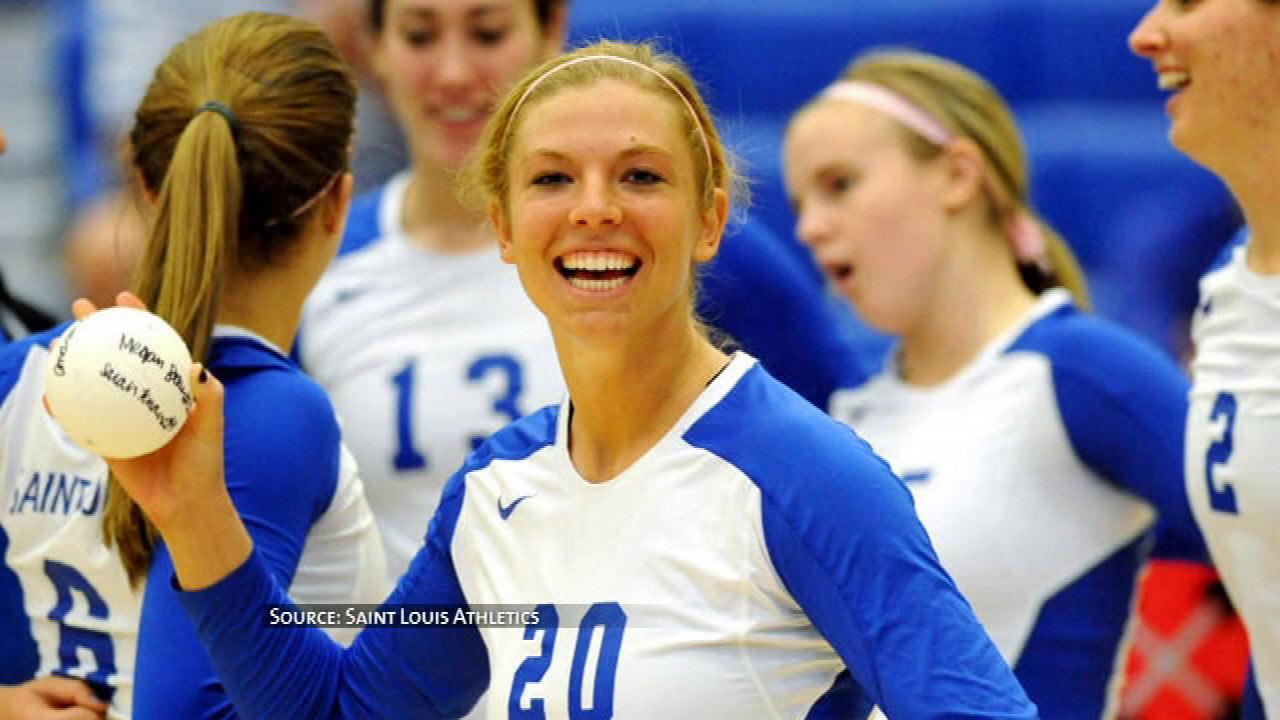 Megan Boken Murder: Visitation held for ex-Wheaton volleyball player murdered in St. Louis