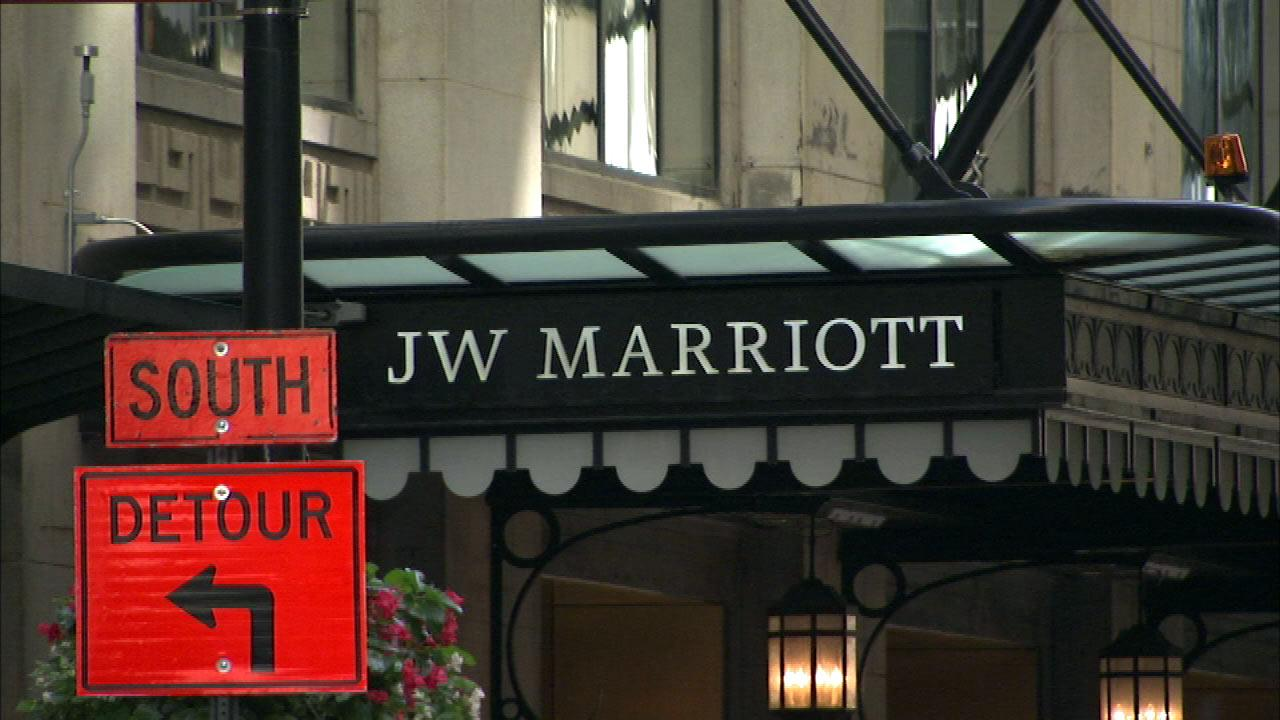 3rd death linked to Legionnaires' disease outbreak at Chicago JW Marriott Hotel