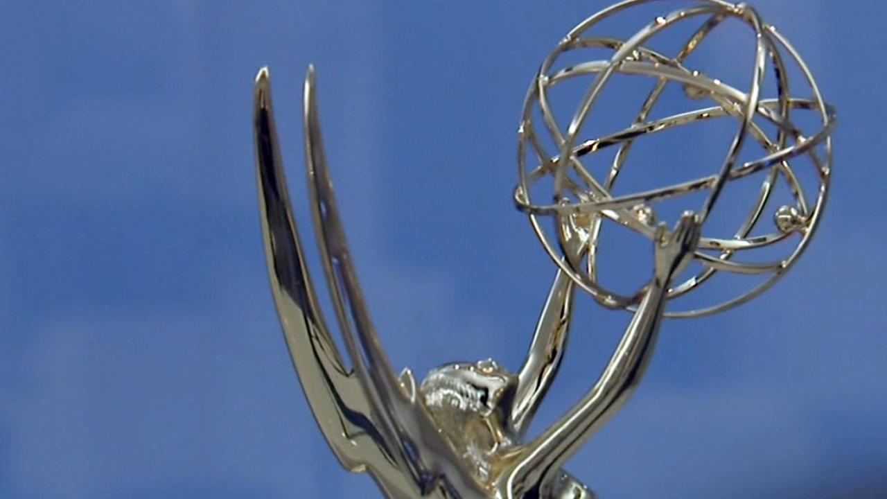 Emmy statues manufactured by Chicago company, RS Owens