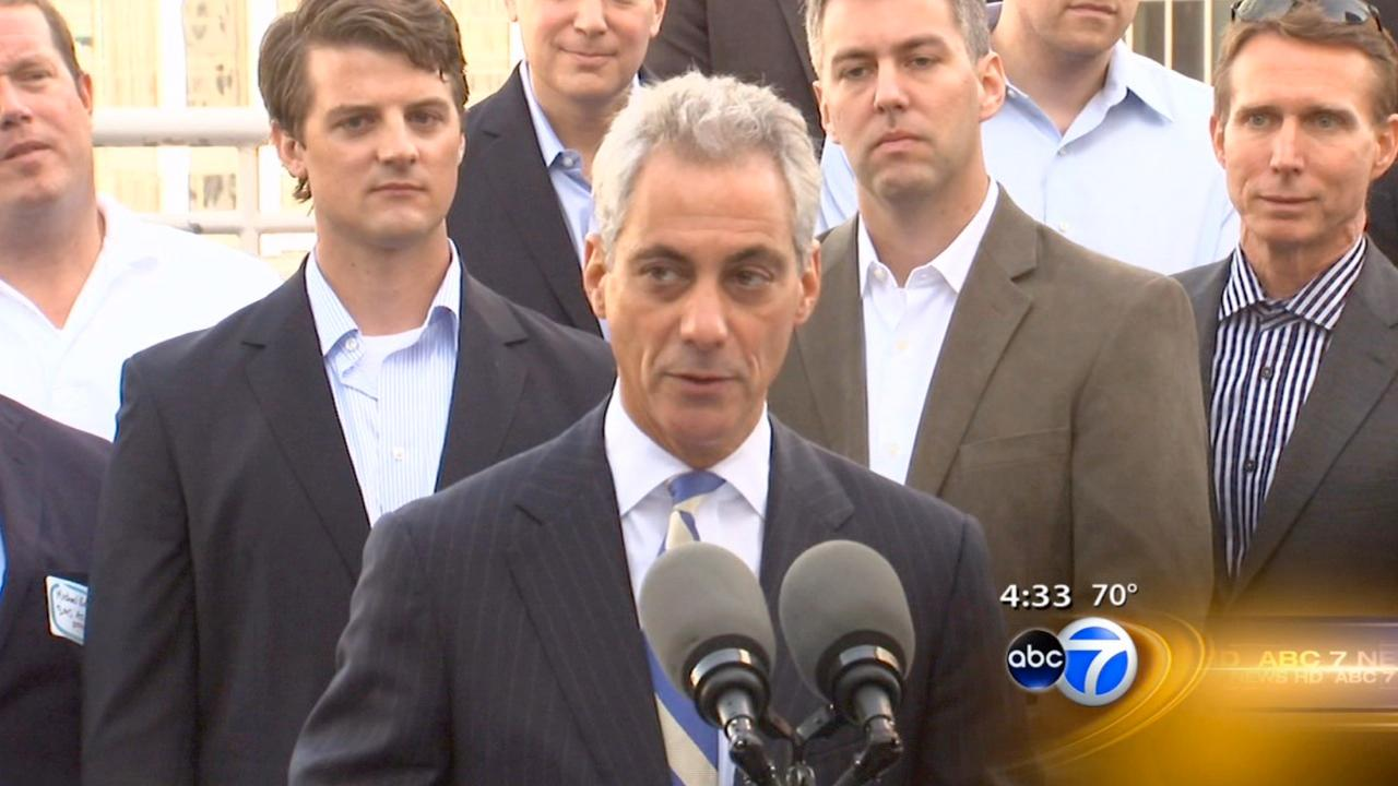 Tech companies pledge more Chicago jobs