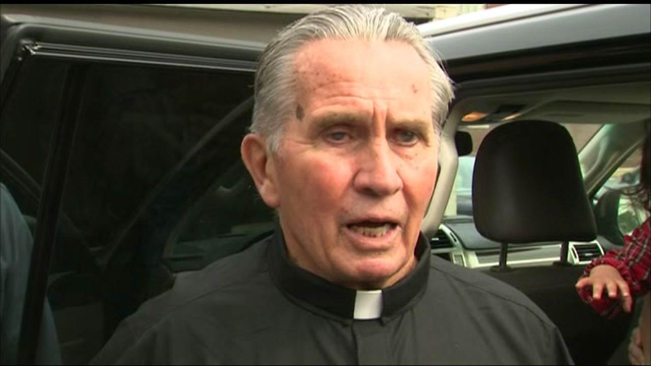 Father Dan Mallette