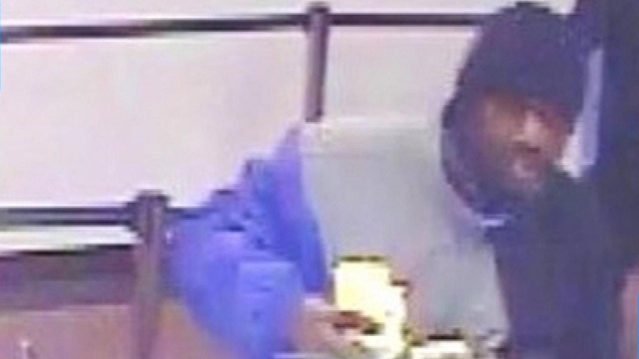 Surveillance photo shows Citibank robbery suspect