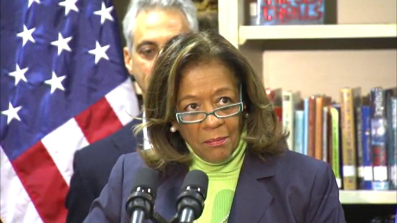 Barbara Byrd-Bennett, Chicago Public Schools CEO