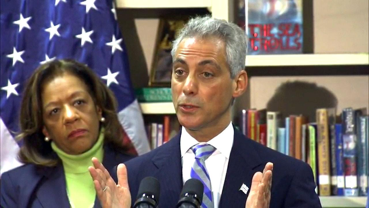 Mayor Emanuel appoints Barbara Byrd-Bennett as new CPS CEO after Brizard resigns