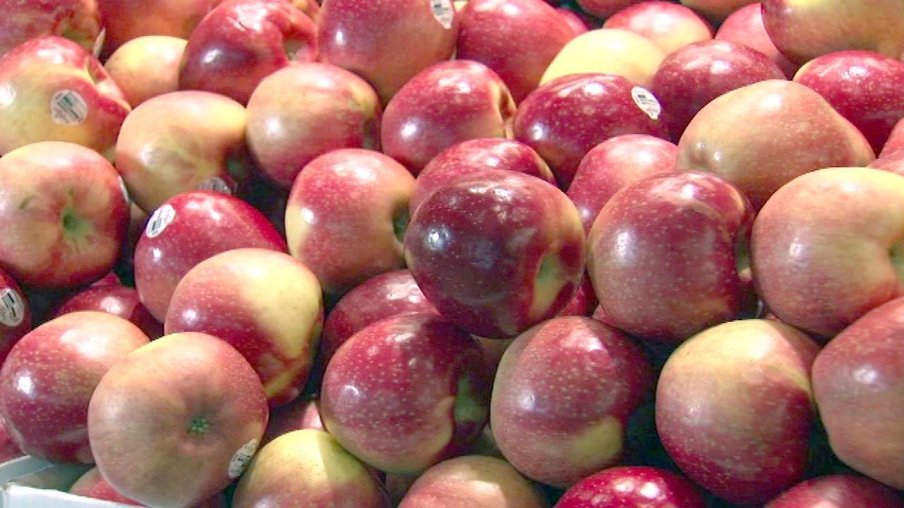 From the creators of Honeycrisp, SweeTango apples crop up
