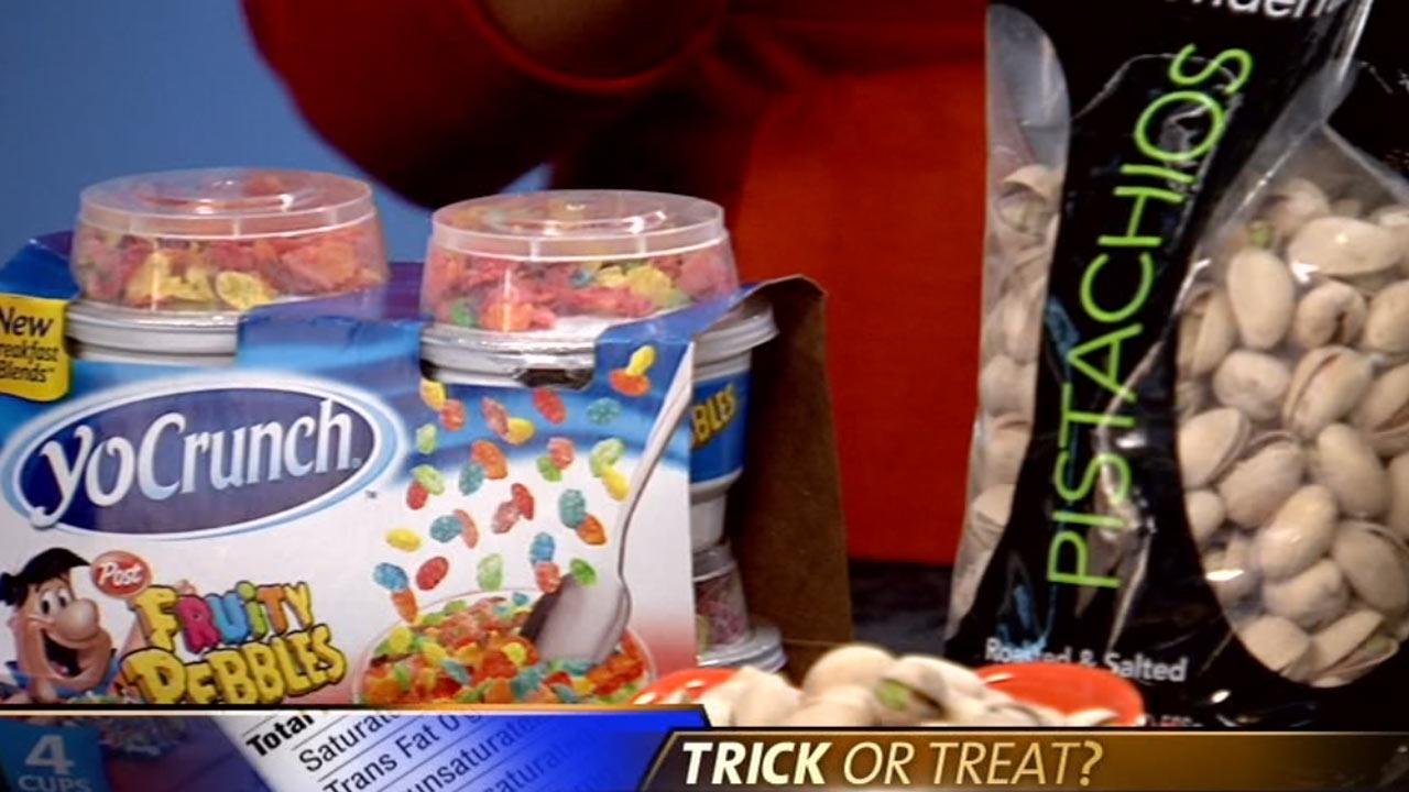 Trick or treat? Reading food labels