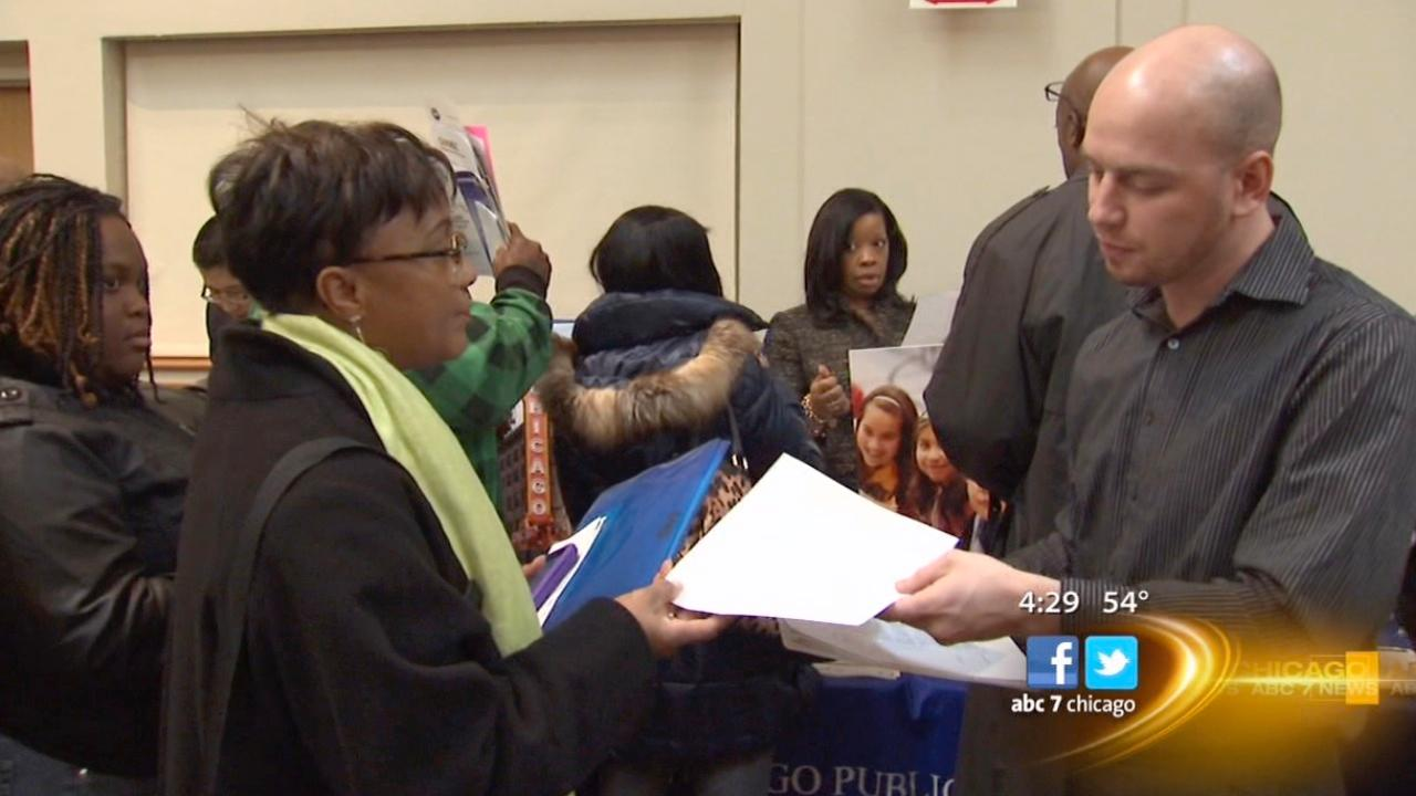 Hope and frustration collide at City of Chicago job fair