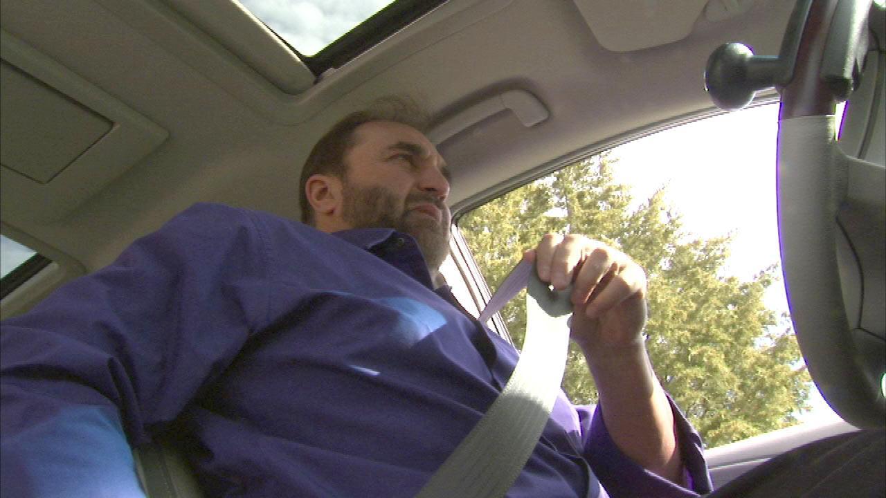 Frankfort man wins Local Heroes contest, gets new rampvan