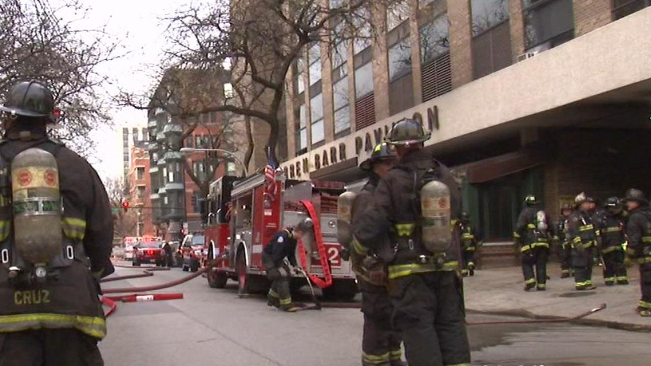 Firefighters respond to garage fire at Gold Coast nursing home