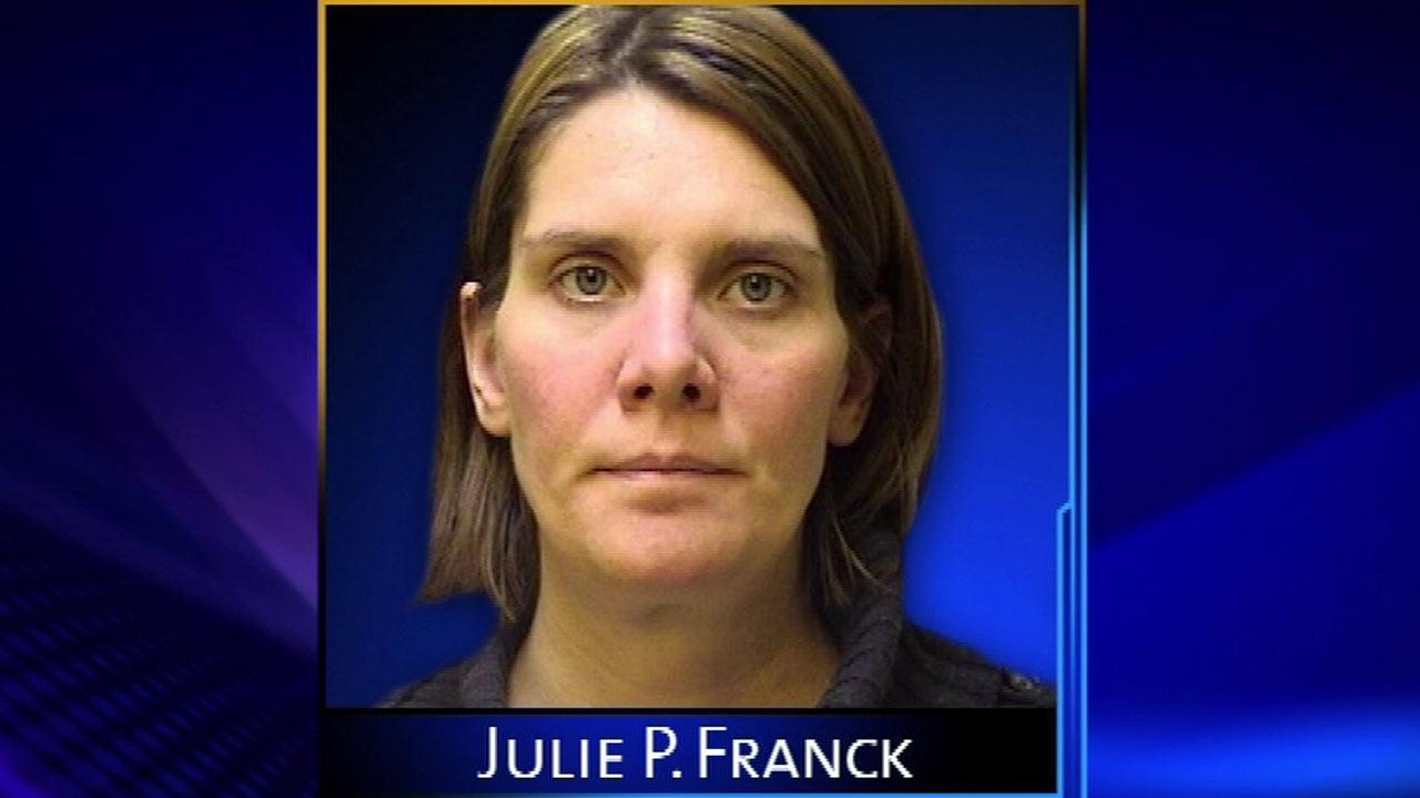 Julie P. Franck