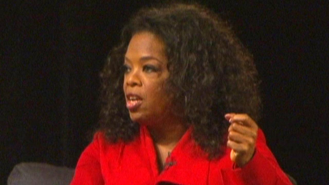 File -- Oprah Winfrey