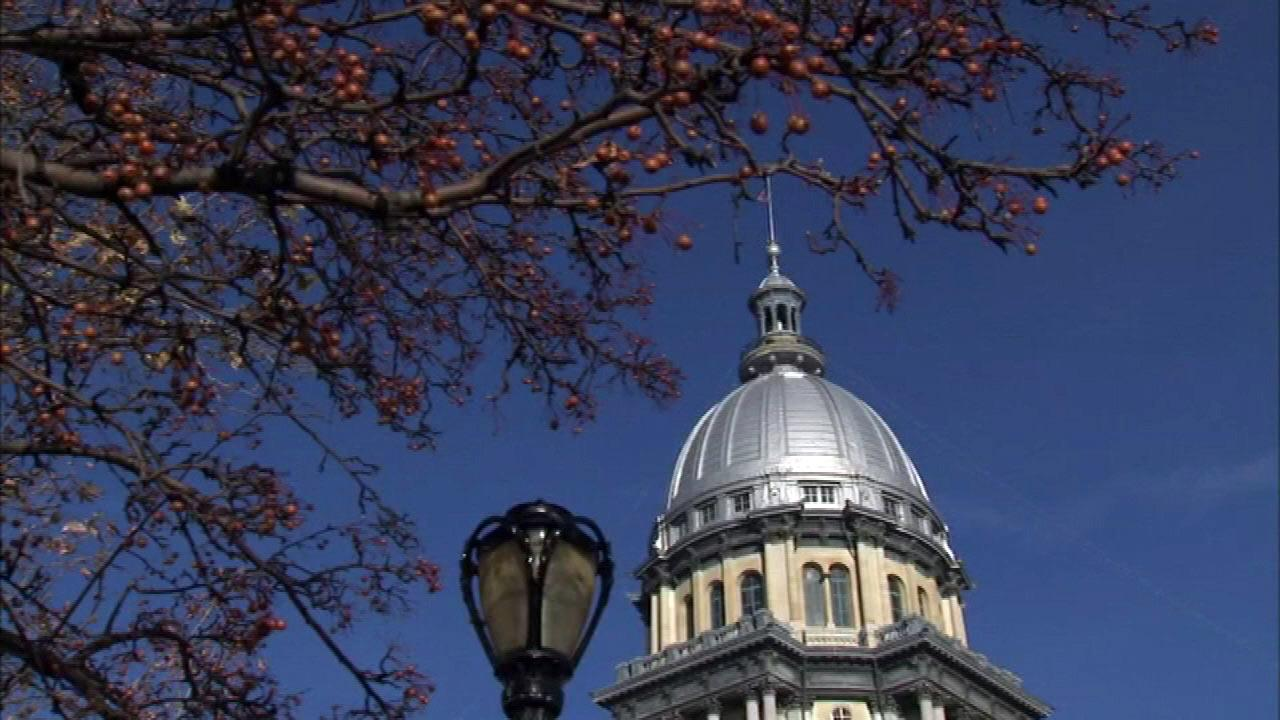 Ill. issues unresolved during day 1 of veto session