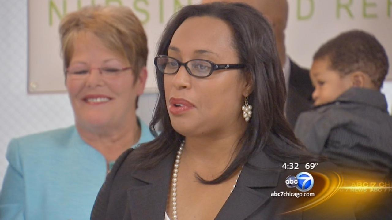 State Sen. Toi Hutchinson joins group of female candidates in race for Congress