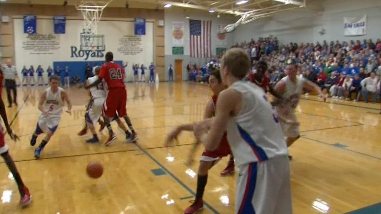 Huge crowds show up for game as Hinckley-Big Rock beats Mooseheart