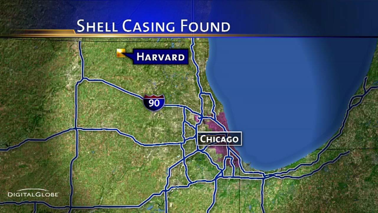 Shell casing in Harvard elementary school cafeteria prompts police search