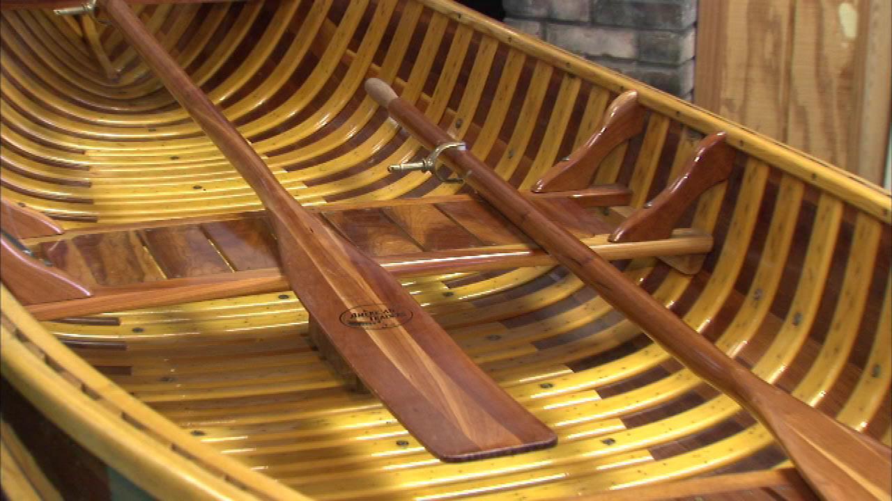 Canoe designer leaves historic legacy